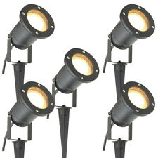 12v Garden Ground Spikes or Mount Watt Light IP65 Low Voltage  Pack of 5