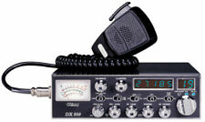 Galaxy DX959B Deluxe Edition CB Radio with SSB and Blue Lights with EL Faceplate