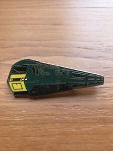 Great Western Railway The Welshman HST / GWR / FGW / Hard Enamel Train Badge