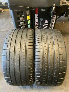 X2 295 35 20 Pirelli Pzero PZ4 F01 6.5-7mm++(2962)