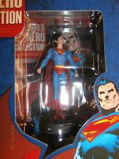 Eaglemoss Best of DC Comics Super Hero Figurine Collection Superman & Magazine