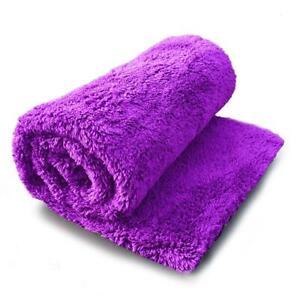 Edgeless Microfibre Towel Car Microfiber Cloth Polishing Drying Pure Definition