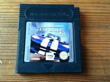 TEST DRIVE 6 - RACING NINTENDO GAME BOY COLOR GAME GBC / GBA COMPATIBLE - VGC