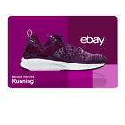 Because You Love Running  - eBay Digital Gift Card $15 to $200