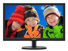 """Philips V-line 223V5LHSB2 21.5"""" Full HD LED Monitor"""