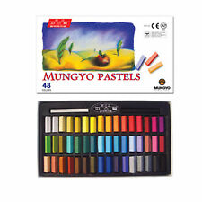 Mungyo Soft Pastels 48 colors Vivid Color For Artist