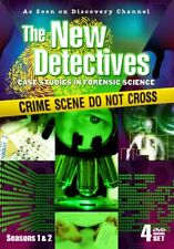 THE NEW DETECTIVES SEASONS 1 + 2 New Sealed 4 DVD