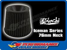 TAKASHI ICEMAN SERIES POD FILTER AIR FILTER BLACK 76mm NECK