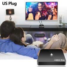New A95X pro Android 7.1 Smart TV Box Quad Core 2GB/16GB Smart Media Player J6U3