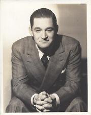 PORTRAIT OF GANGSTER ACTOR TED DE CORSICA - REPRINT