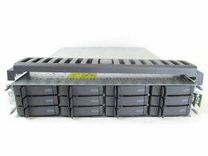 NetApp FAS2020 Filer with Only 1 Power Supplies and 1 Controller Modules vt