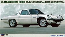 Hasegawa 21202 Hc02 1/24 Scale Model Car Kit MAZDA Cosmo Sport Series II L10b