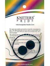 "Knitter's Pride ::Interchangeable Needle Cord w/gold:: 47"" / 120 cm"