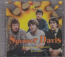SPENCER DAVIS - give me some lovin' CD
