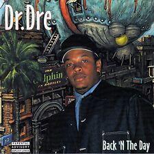 DR. DRE : BACK 'N THE DAY / CD (LABEL: BLUE DOLPHIN) - NEUWERTIG