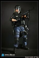 1/6 DID Action Figure Los Angeles Police LAPD SWAT 3.0 Takeshi Yamada MA1008