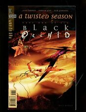 BLACK ORCHID 17(8.0)INCLUDING SWAMP THING CARD IN PACKAGE-DC-VERTIGO(b015)