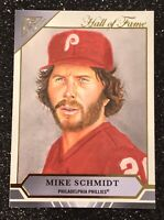 TOPPS GALLERY 2020 MIKE SCHMIDT HALL OF FAME PHILLIES #HOFG-18