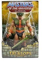 TRI-KLOPS ERSTAUFLAGE MOTU Masters of the Universe Classics He-Man OVP *MEGARAR*