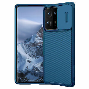 Nillkin CamShield Pro Camera Lens Protector Case Cover for Xiaomi Mix 4 - Blue