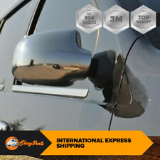Dacia Loggy Dokker 2012 Up Full  Chrome Mirror Cover 2Pcs S. Steel