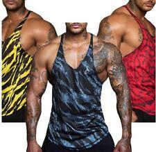 Ryder gym wear tank men singlet muscle top shirt bodybuilding tops Ryderwear fit