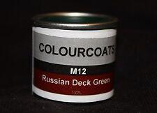 Colorcoat Modern Russian Deck Green  (M12)