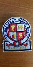 Collectable SCOUT BADGE from 1970s