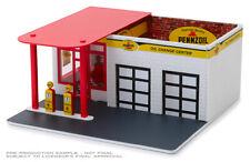 Greenlight  Mechanics Corner series 5 Pennzoil Gas Station   Diorama