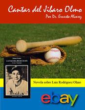 Ernesto Alvarez: Libro Cantar del Jibaro Olmo