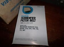 """New Replacement Evaporator Pad Filter For McGraw Edison Humidifier 13 BY 15 """""""