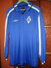 FC KRYLIA SOVETOV (RUSSIA) MATCH WORN SHIRT 2002