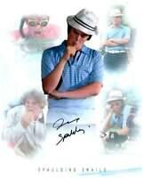 """John Barmon Signed Caddyshack Collage 8X10 Photo With """"Spalding"""""""