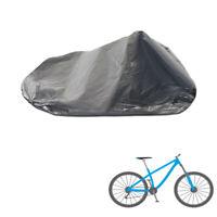 Bicycle Cover Bike Cycle Rain Dust Outdoor Waterproof Single Double