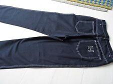 ladies navy trouser suit by hauber