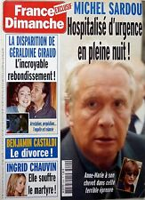 Mag 2005: MICHEL SARDOU_NATACHA AMAL_CONCOURS MISS FRANCE_STEPHANIE DE MONACO