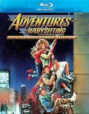 Adventures in Babysitting 25th Ann Ed 0786936825756 Blu-ray
