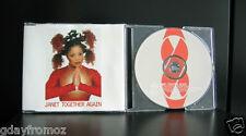 Janet Jackson - Together Again 6 Track CD Single
