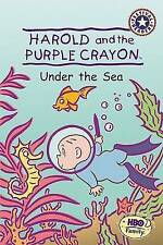 USED (GD) Harold and the Purple Crayon: Under the Sea (Festival Readers) by Liza