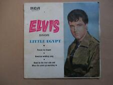 Elvis Presley, Little Egypt, EP, p/s, Aust. press