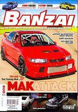 BANZAI Japanese Tuning Magazine May 2017