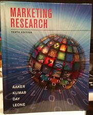 Marketing Research Aaker Kumar Day Leone Tenth Edition
