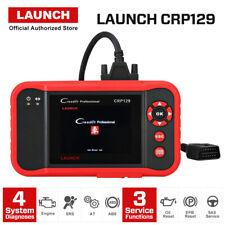 LAUNCH X431 CRP129 OBD2 Car Diganostic Scanner Oil EPB SAS Reset Tool as VIII