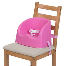 Baby Booster Seat Toddler Highchair Tray Home Travel Portable Feeding Safety 1st