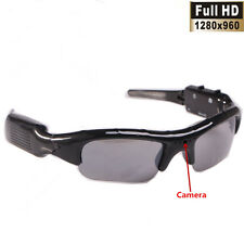 Mini 960P 30fps HD SPY DVR Hidden Camera Sun Glasses DV Audio Video Recorder Cam