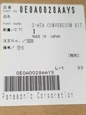 Panasonic Wjhde300, Part Number 0e0a0028aays, S-Ata Conversion Kit
