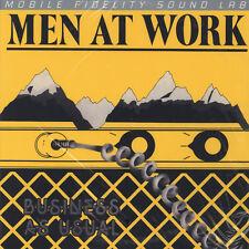 Men At Work - Business As Usual (Vinyl LP - 1982 - US - Reissue)