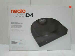 BRAND NEW NEATO BOTVAC CONNECTED D4 ROBOTIC VACUUM CLEANER SEALED - VVV 65