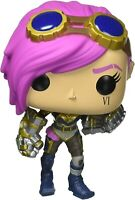 funko Pop! Games: League Of Legends - Vi #06 BRAND NEW!!! FREE SHIPPING!!!