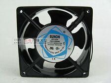 SUNON SP100A AC fan 1123HBL 110V/120V 12038 cabinet cooling fan 120mm 2-Wire
